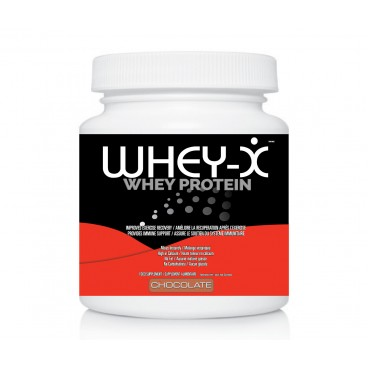 WHEY-X Chocolate (5Ibs)